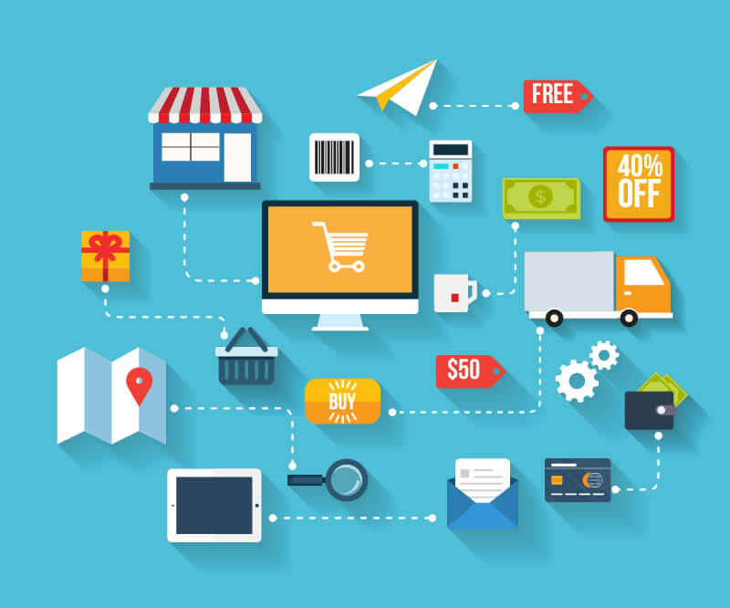 multi vendor marketplace online shop